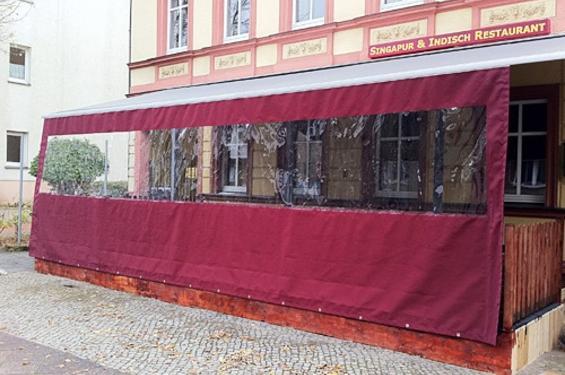 Pavillons - Bootssattlerei Richter in Berlin